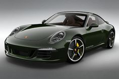 Porsche 60th Anniversary 911 Club Coupe BonjourLife 1 750x505 pic on Design You Trust