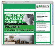 Webdesign Alma Küchen  http://www.fiebak-medien.de/184-alma-kuchen-setzt-auf-fiebak-medien-und-typo3