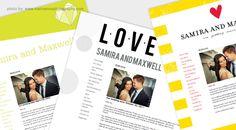 Wedding Websites - mywedding.com