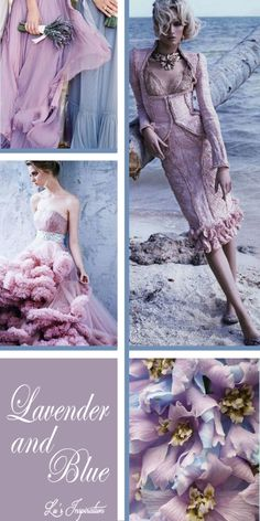 LAVENDER AND BLUE~~