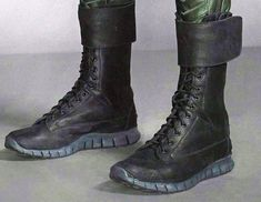 Nike Free Run with combat boot overlay - for Arrow or (in red) Golden Age Flash costume Green Arrow Costume, Green Arrow Cosplay, Archery Gear, Archery Targets, Archery Hunting, Deer Hunting, Wrestling Shoes, Camping Accessories, Designer Boots