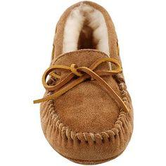 Women's Minnetonka Sheepskin Softsole Slippers