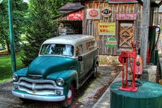 """""""Heavy Chevy, Dobson North Carolina, the area is called Cody Creek, awesome place to visit."""""""