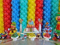 Blog Mãe de Primeira Viagem: 60 Dicas de Decoração de Festa - Patati Patatá