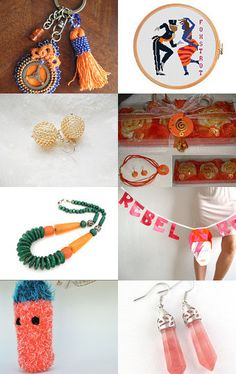 Let's dance ! by Nathalie on Etsy--Pinned with TreasuryPin.com
