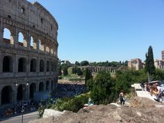 A4 Glossy Photo Wall Art of the Colosseum by CharnwoodHandcrafts