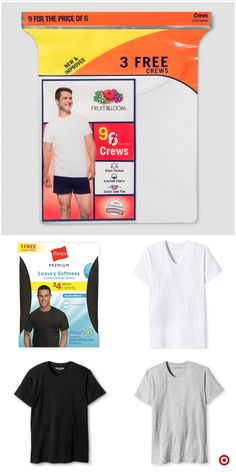 Shop Target for tee undershirts you will love at great low prices. Free shipping on orders of $35+ or free same-day pick-up in store.