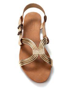 such a sweet little sandal