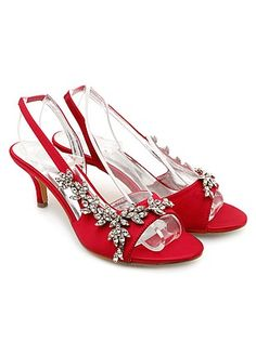 Jam Jam Shoes - Annelissa-Kit-Red