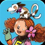 Het lettercircus, voorleesverhalen over letters voor kinderen vanaf 4 jaar.