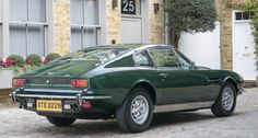 1974 Aston Martin V8 - Series III; Only 37,084 Miles from New:Two Former Owners, Long Term Ownership, Some 30 + Years | Classic Driver Market