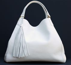 I love this bag for summer.  Poppie Couture
