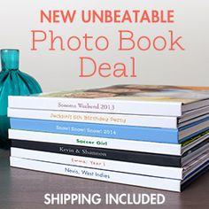 For a limited time try our stunning book at the everyday price of $29.99! We've even included some of your favorite upgrades: 20 extra pages and shipping. Makes an unforgettable Mother's Day gift.