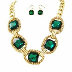 emerald green ❤♔Life, likes and style of Creole-Belle ♥