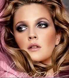 makeup Drew Barrymore Makeup Tutorial With Step By Step Pictures 70s Makeup, Beauty Makeup, Hair Makeup, Hair Beauty, Real Beauty, Drew Barrymore Makeup, Makeup Drawing, Dramatic Eyes, Spring Makeup