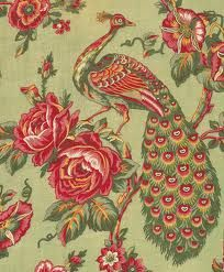 Book Friday: Country & Russian Textiles - Home Design with Kevin Sharkey Textile Patterns, Textile Design, Print Patterns, Vintage Style Wallpaper, Peacock Images, Retro Background, Indian Prints, Vintage Birds, Pattern Wallpaper
