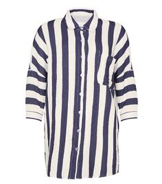 You'll never want to take this striped shirt off. // Pixie Market