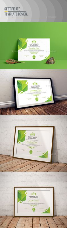 #Certificate Template - Certificates Stationery