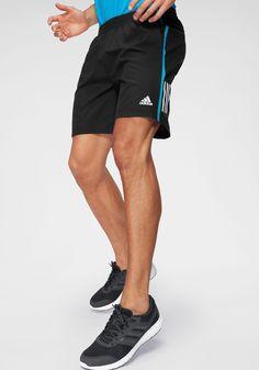 Herren adidas Performance Laufshorts RESPONSE SHORT schwarz    04059812258365 - Herren Bekleidung Hosen Shorts Materialzusammensetzung  Obermaterial 8ab7347ea1