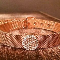 Simple and Stunning Mesh Rose Gold KEEP Collective Bracelet :) Would you like your very own? Let me help! www.keep-collective.com/with/ashleymcnair