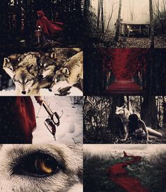 this is the story of how i died — scarletwitchwriites: Fatal Fairytales - Little...
