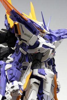 GUNDAM GUY: MG 1/100 Gundam Astray Blue Frame D - Painted Build