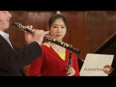 Oboe lessons with Leleux, Strauss Oboe Concerto