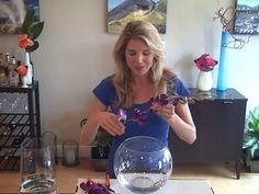 Floral Art Video