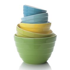 Parker Bowl Set by Crate and Barrel