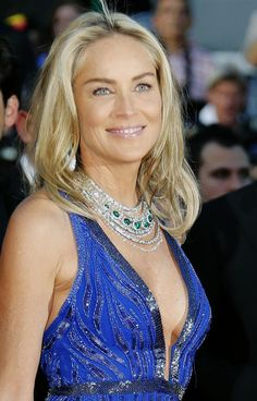 Sharon Stone Rocks Bikini, See Her Many Ageless Looks