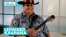 By Greg Olwell For decades, Ledward Kaapana has delighted audiences with his music. Masterful, virtuosic, and always fun, the native Hawaiian guitarist and ukulele player specializes in playing the… Red Cowboy Boots, Tonkinese, Tenor Ukulele, Latest Albums, Slacks, Key, Songs, Fruit Salad, Music