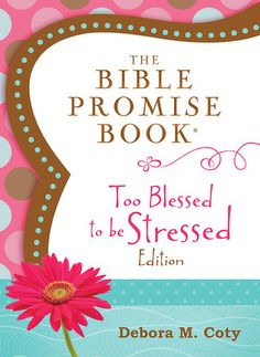 """Rhonda's Doings !: Review of """"The Bible Promise Book:  Too Blessed to..."""