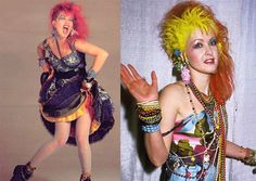FASHION INSPIRATION: '80s Divas   MTV Fora