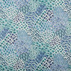 Katibi - Turquoise | Kravet Wallpaper Samples, New Wallpaper, Colorful Wallpaper, Pattern Wallpaper, Custom Made Furniture, Furniture Decor, Turquoise Wallpaper, Grand Bazaar, Fabric Houses