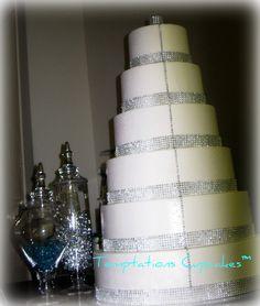 TC Diamond Wedding Cake!