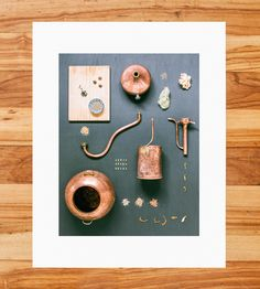 Gin Distiller Tools Taxonomy Photo Print by Mandy Mohler Photography on Scoutmob