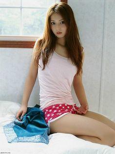 Nozomi Sasaki Naked Asian Gravure Model - Nude Asian Girls