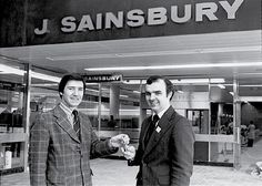 1976: First Sainsbury's in Wales opens in Cwmbran