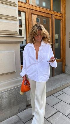 Look Fashion, Autumn Fashion, Fall Fashion Street Style, Classic Fashion Outfits, 00s Mode, Bluse Outfit, Mode Ootd, Outfit Look, Looks Chic