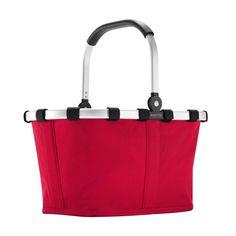Reisenthel carrybag XS Einkaufskorb Picknickkorb Henkelkorb XS  | Rot