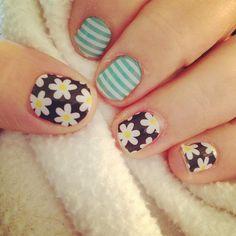 Nails done #firstdayofsummer #ottawa #jamberrynails #lovelife