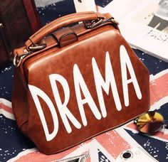 Find More Top-Handle Bags Information about The new tide handbag fashion retro Doctor Bag drama letter stamp shoulder bags,High Quality bag newspaper,China bag pearl Suppliers, Cheap bag pvc from Rich Bags on Aliexpress.com