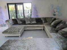 Crushed-Velvet-Corner-Sofa-L-Shape-Sofa-U-Shape-Sofa-Designer-James-and-Rose