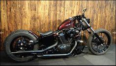Honda steed bobber | Bobber Inspiration | Bobbers & Custom Motorcycles