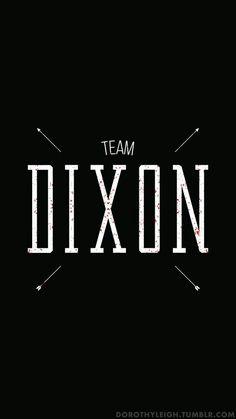 #TheWalkingDead #TeamDixon