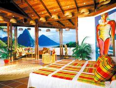 Jade Mountain Resort - St. Lucia, Caribbean