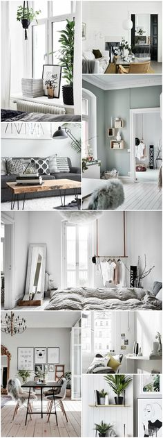 I'm flying off to Copenhagen in a few days. To celebrate, I'm sharing some Scandinavian Inspired Interiors for you to feast your eyes on!