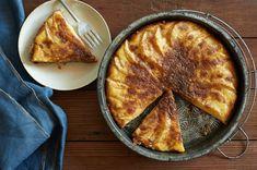 Pear kuchen recipe (Photo: Melina Hammer for The New York Times)