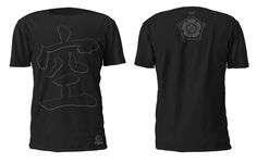Go Rin Five Elements T-Shirt Black 240 Void