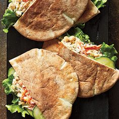 Pair this sandwich with a mixed green salad or cup of soup for a light dinner.